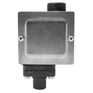 DIAPHRAGM ACTUATED PRESSURE SWITCH, 0-50 PSI, TWO SPDT