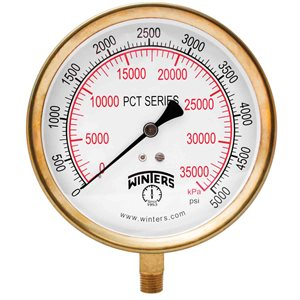 PCT/PCT-LF Contractor/Lead Free Contractor Gauge