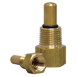 "TRIDICATOR SERVICE THERMOWELL 1 / 2"" X 1 / 2"" NPT"